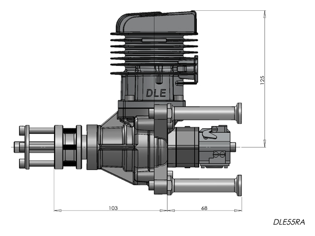 DLE55RA-2